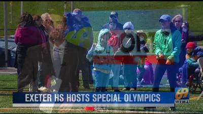 Exeter holds Special Olympics