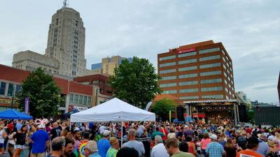 Go Go Gadjet to return for kickoff of Downtown Alive series