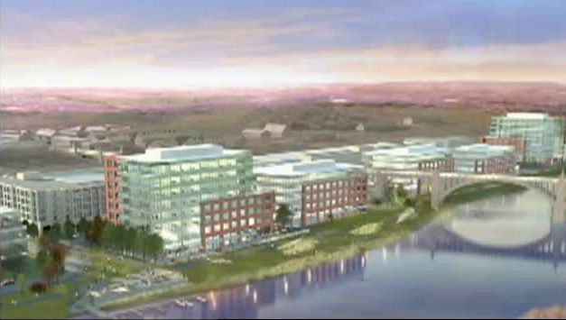 Allentown planners get first look at Lehigh River Waterfront project