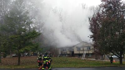 Salisbury Township fire photos 2