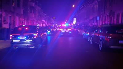 Shooting at 12th and Cotton streets in Reading