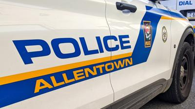 Allentown police car 2020