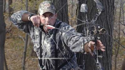 Archery season hunting