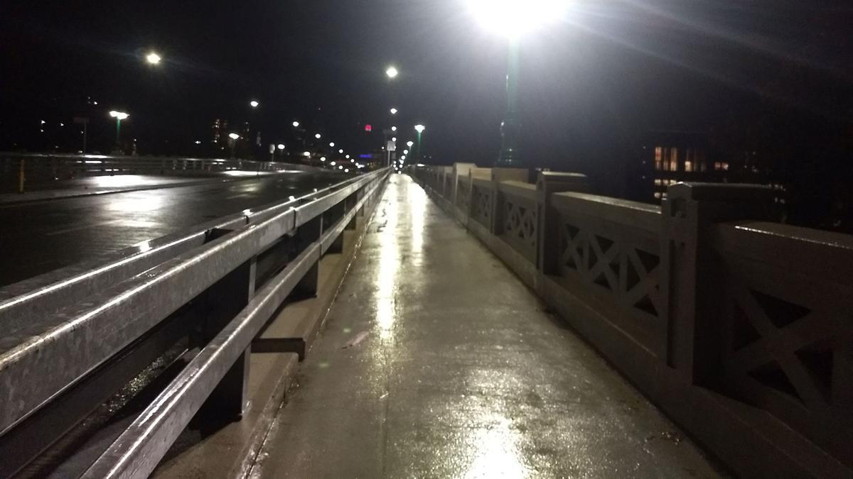 10-16-19 Penn Street Bridge in Reading at night 4.jpg
