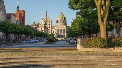 Gift-ban demonstrators head to Pennsylvania's Capitol