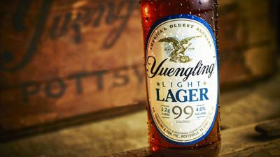New Yuengling Light Lager 99