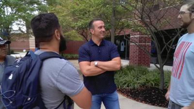 Former NBA star Chris Herren captivates NCC audience with addiction story