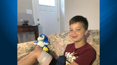 Boy, 10, injured by stray bullet at Coca-Cola Park before IronPigs game