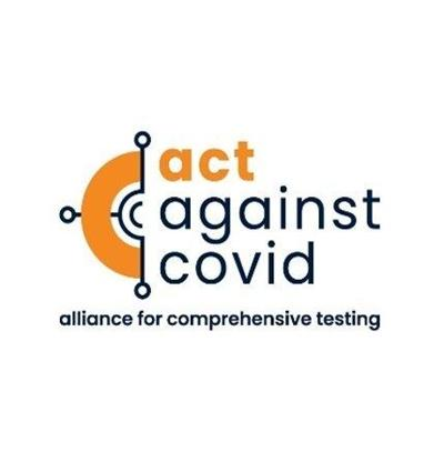(PRNewsfoto/ACT Against COVID The Alliance for Comprehensive Testing)
