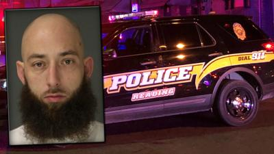 Police seeking suspect in shooting of man in Reading
