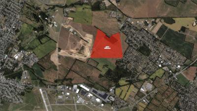 East Allen zoners reject warehouse rezoning request