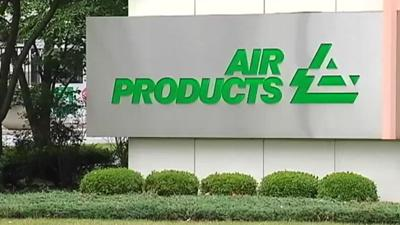 Air Products sign generic