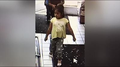 Amber alert issued for missing 5-year-old girl in New Jersey