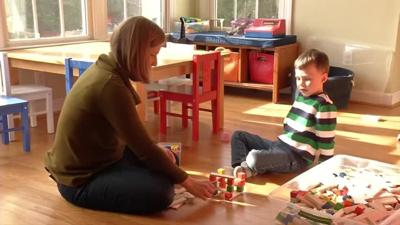 Positive Parenting: Spatial skills become math skills