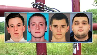 Four young men victims in Solebury Township Bucks County slayings