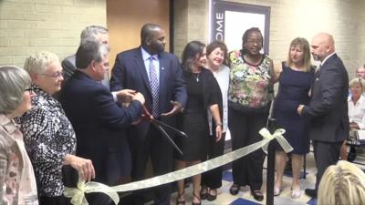 Allentown School District celebrates refurbished Learning Dome