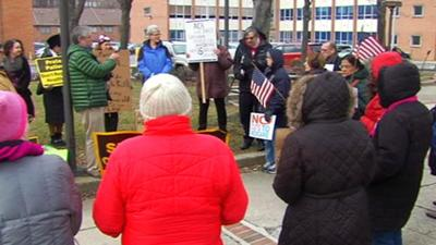 Rally in Reading to save Obamacare; others say it has to go