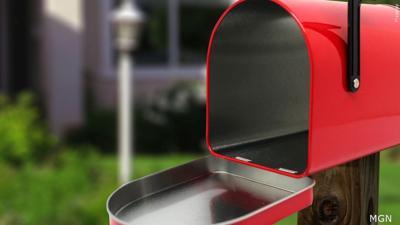 Home mailbox