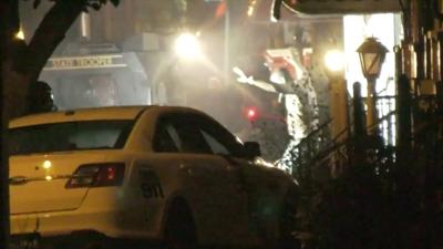 Policía arresta a hombre que hirió a 6 agentes en Filadelfia