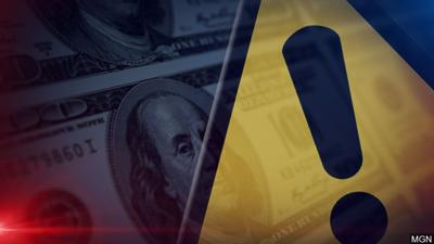 Money tax mistake alert generic