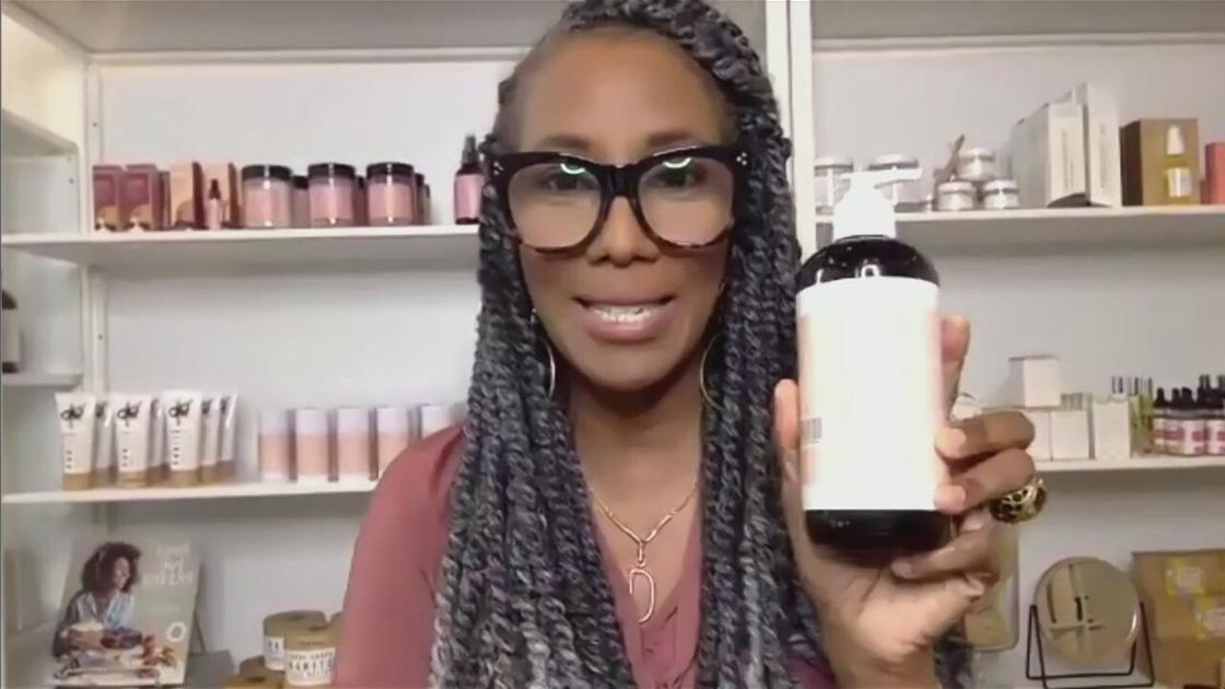 'Inside Outer Beauty Market' owner sheds light on African American health and beauty products