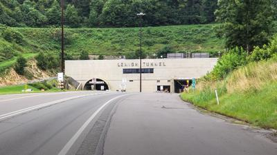Lehigh Tunnel to have single-lane patterns at night for 4 days next week