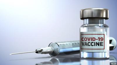 coronavirus COVID-19 vaccine vaccination generic graphic