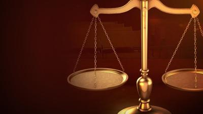 Scales of justice generic law court judges
