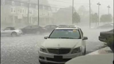 Most Memorable 2014: Hail Storm