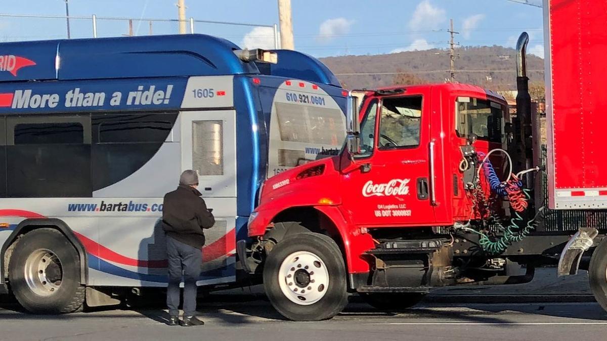 11-12-19 Tractor-trailer vs. BARTA bus 2.jpg