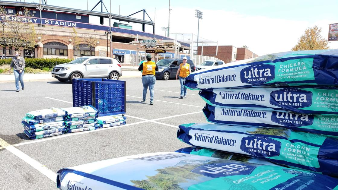 FirstEnergy Stadium to host another pet food pantry