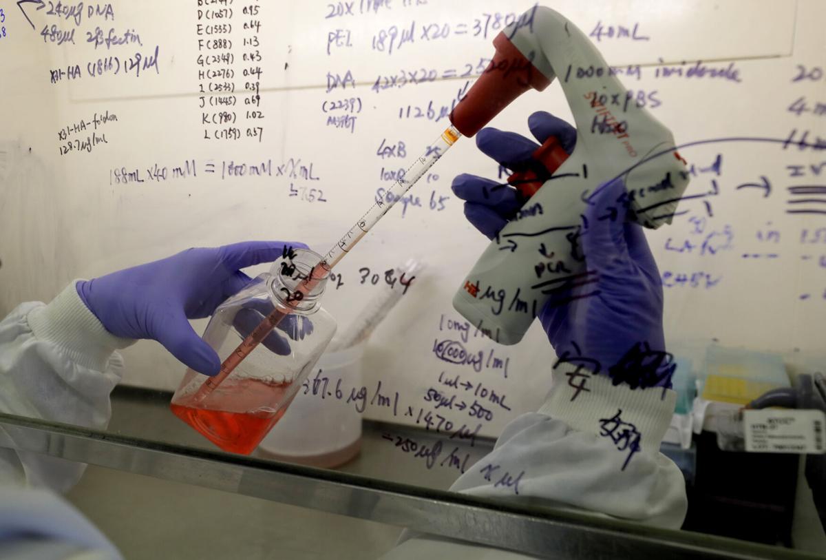 Virus Outbreak Vaccine Plan
