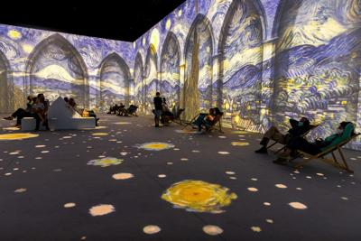 Van Gogh: The Immersive Experience (PRNewsfoto/Exhibition Hub)