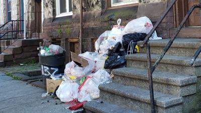 Trash in Reading