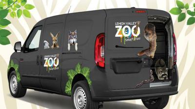 Lehigh Valley Zoo education van