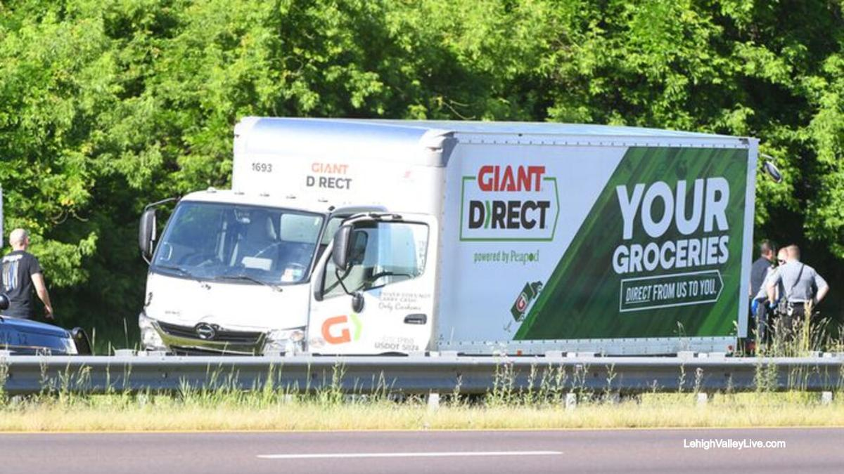 Man Stole Giant Delivery Truck Sped Wrong Way Down Lehigh Valley
