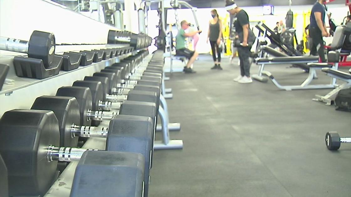 Do Or Die Situation Lehigh Valley Gym Reopens Despite Governor S Order Lehigh Valley Regional News Wfmz Com