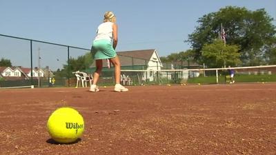 History's Headlines: Tennis, anyone?