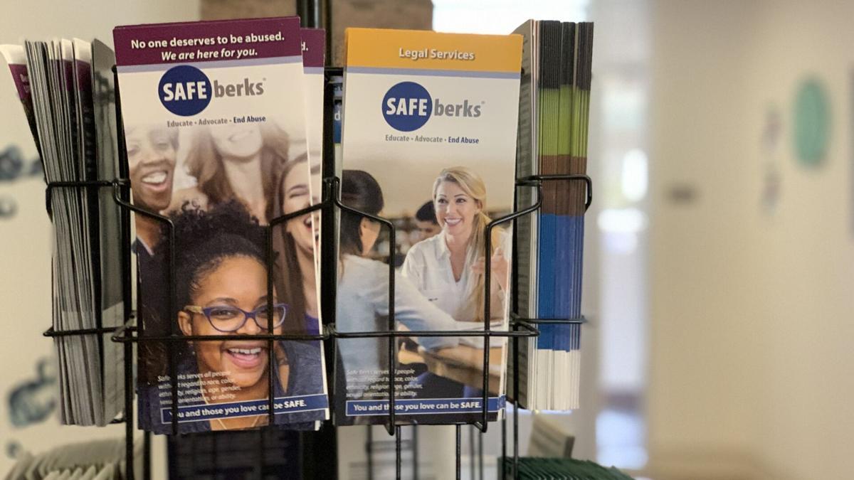 Safe Berks brochures