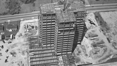 History's Headlines: Martin Tower to come a tumblin' down