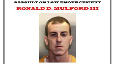 NJ police seek man wanted for assault on law enforcement
