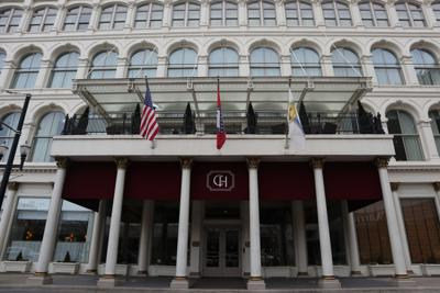 Iconic Capital Hotel Little Rock reopening, taking reservations beginning May 17th