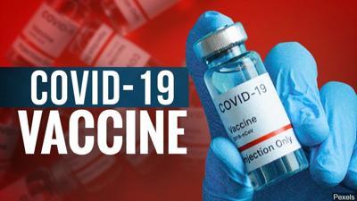 COVID-19 - coronavirus vaccine graphic