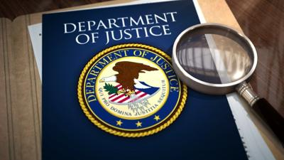 Department of Justice graphic