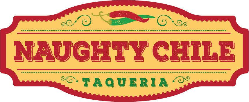 Naughty Chile Taqueria logo (PRNewsfoto/Naughty Chile Taqueria)