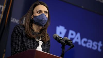 Pennsylvania Acting Health Secretary Alison Beam