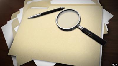 audit finances financial paperwork folders generic graphic