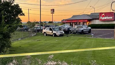 Crash near Applebee's in Bethlehem