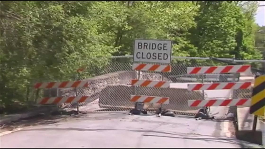 Northampton County says it is not getting its fair share of funding for road and bridge improvement projects