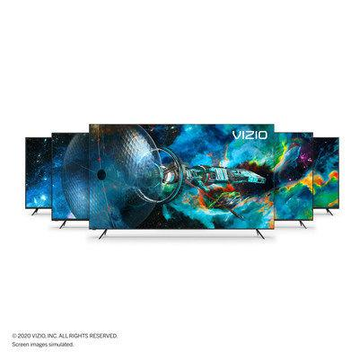Tera Best Class 2021 Award Winning VIZIO 2021 LED 4K UHD TV Collection Rolling Out Now